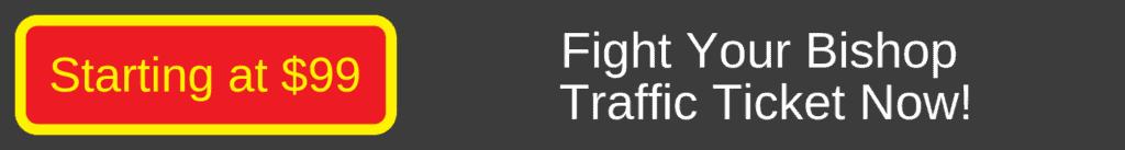 fight bishop traffic ticket