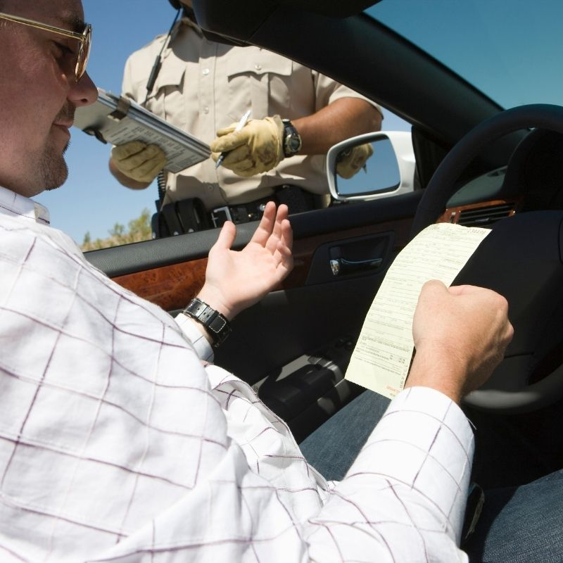 How to Contest a Speeding Ticket by Written Declaration in California